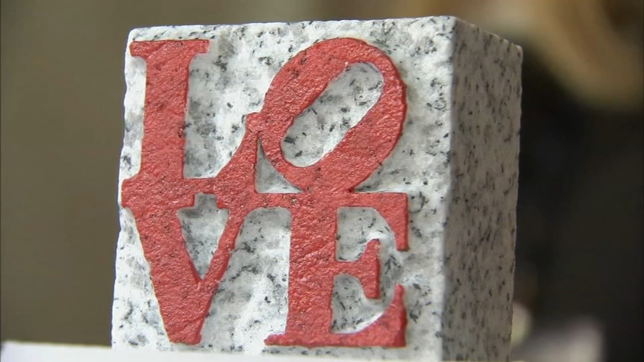 Philadelphia Halts Sale Of Love Park Keepsakes 6abc