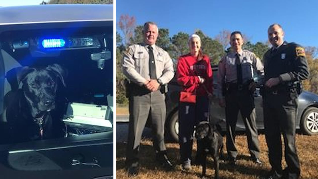 images courtesy NC Highway Patrol