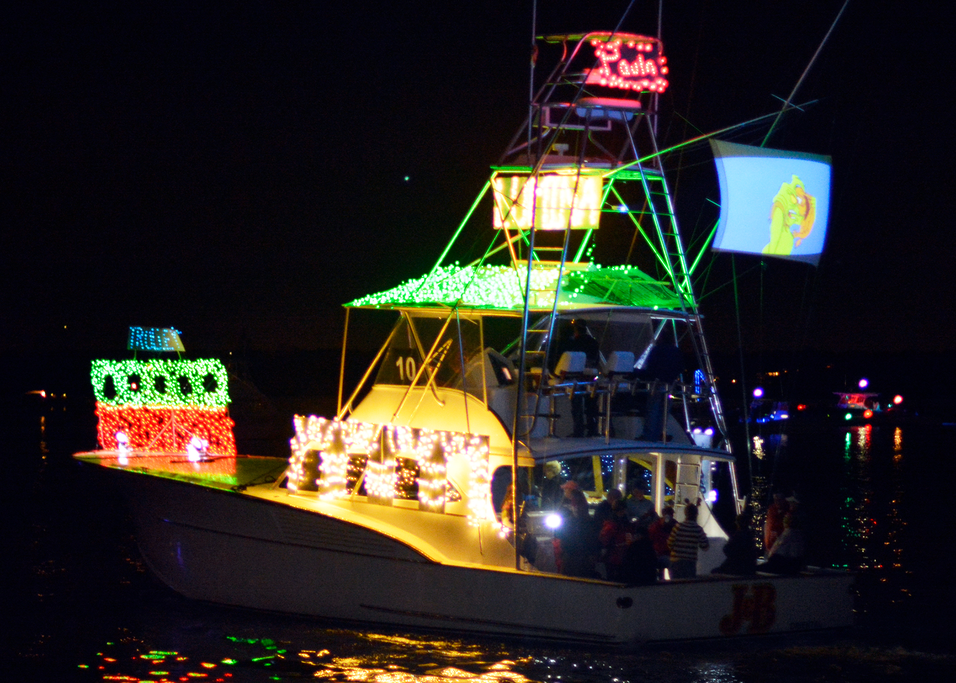 "<div class=""meta image-caption""><div class=""origin-logo origin-image none""><span>none</span></div><span class=""caption-text"">2017 NC Holiday Flotilla Best in Show Award winner (Credit: Beth W. Hedgepeth)</span></div>"