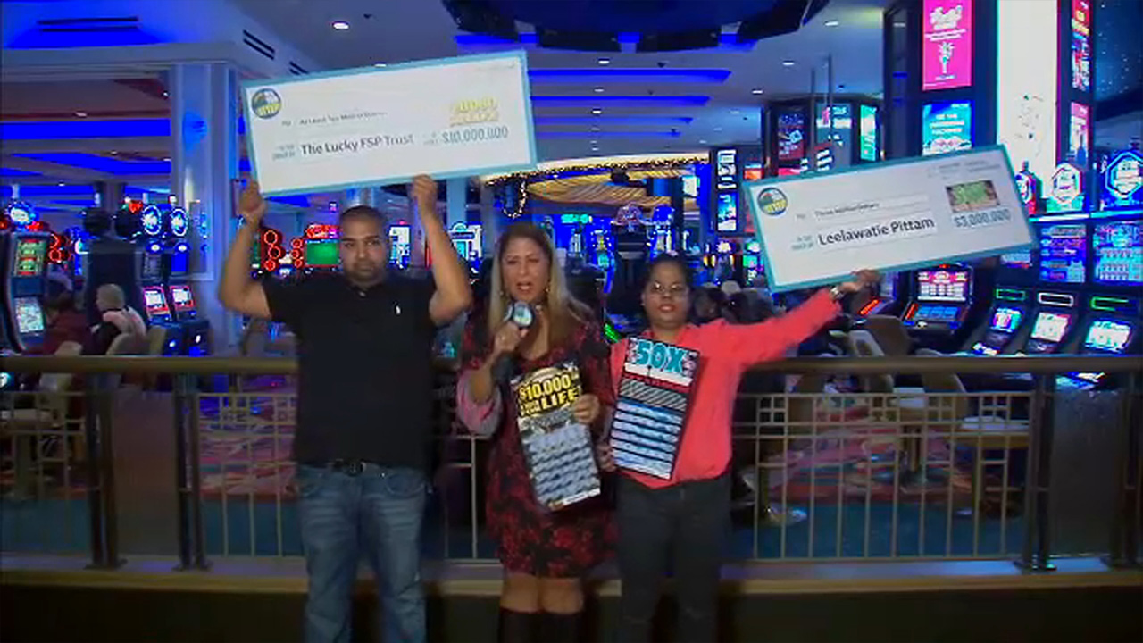 new york lottery winner  imran mohammed leelawatie pittam
