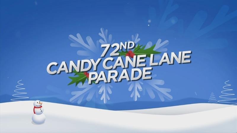 Visalia Christmas Parade 2019 VIDEO   72nd Annual Visalia Candy Cane Lane Parade | abc30.com