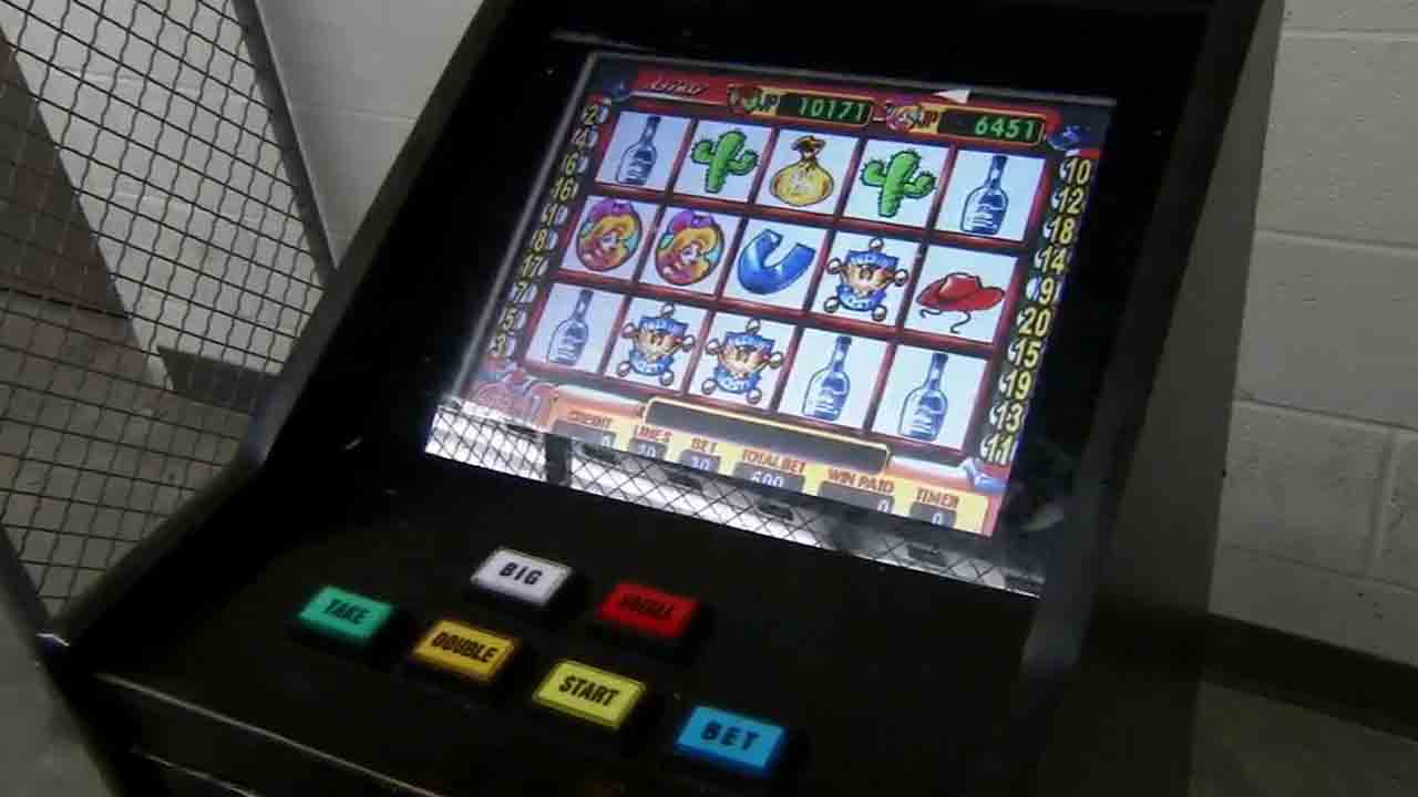 Illegal slot machines california how to win in roulette game