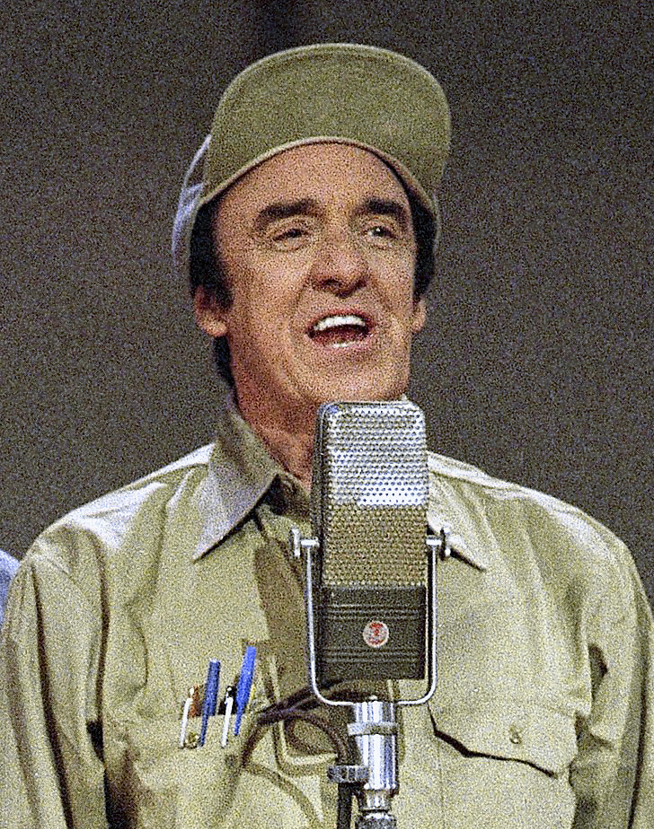 <div class='meta'><div class='origin-logo' data-origin='none'></div><span class='caption-text' data-credit='AP, File'>Jim Nabors, the actor who played Gomer Pyle on &#34;The Andy Griffith Show,&#34; shown here in 1992, passed away on Nov. 30, 2017 at age 87.</span></div>