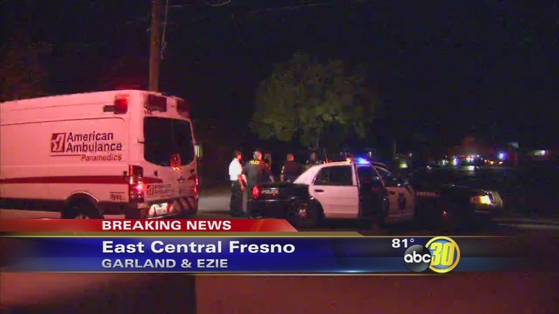 Drive-by shooting causes injuries in East Central Fresno