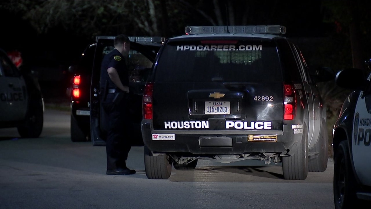 Police Search For Suspects Following A Violent Drive By Shooting On