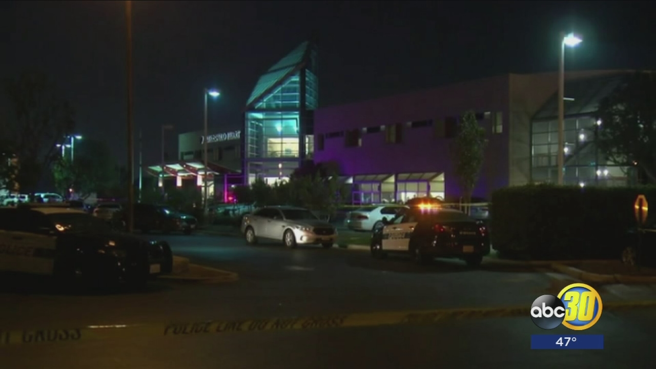 Gunman at Bakersfield Heart Hospital fatally shot, report says
