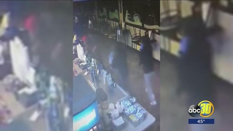 Hanford restaurant burglary suspects in custody