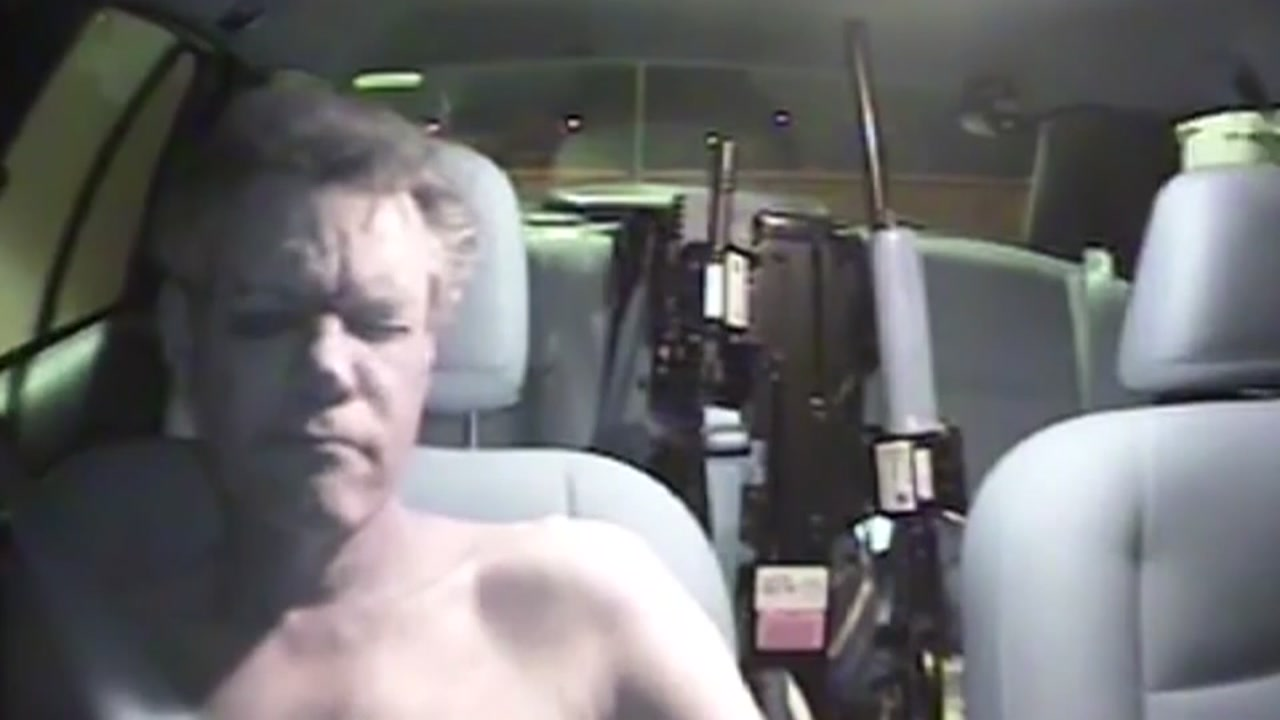 Famous Singers Naked dashcam video of 2012 randy travis arrest