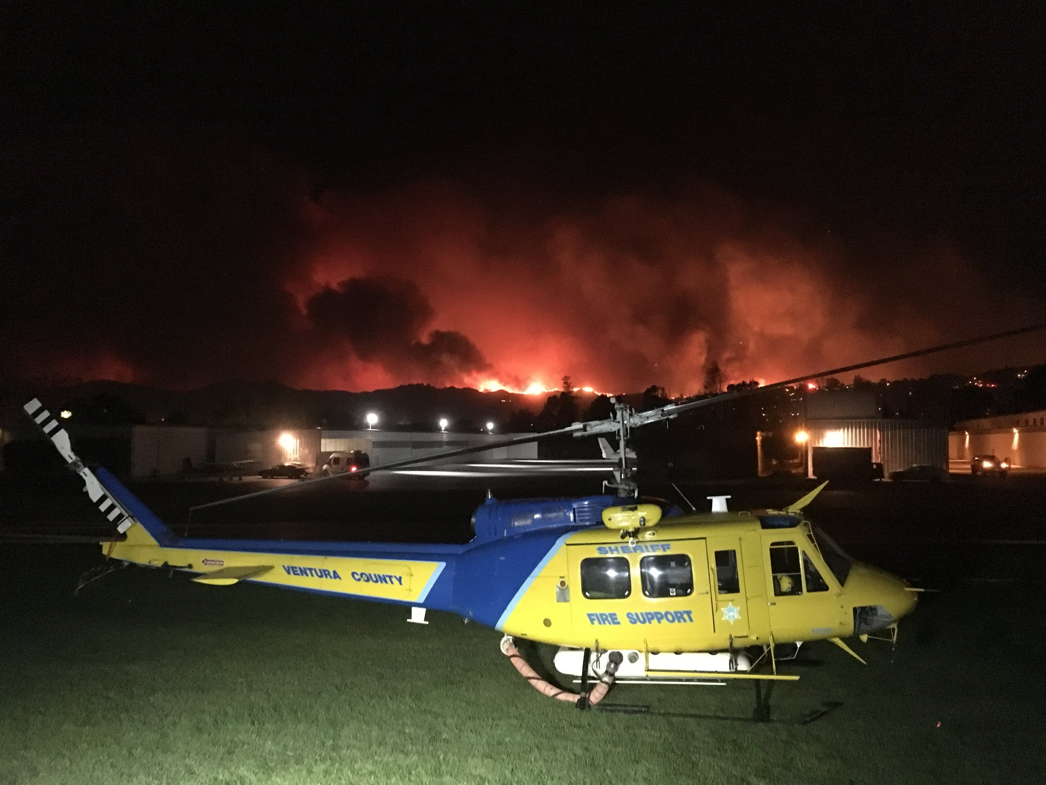 "<div class=""meta image-caption""><div class=""origin-logo origin-image kgo""><span>kgo</span></div><span class=""caption-text"">Helicopter forced to land  at Santa Paula Airport due to 50 +MPH winds. (VenturaCoAirUnit)</span></div>"