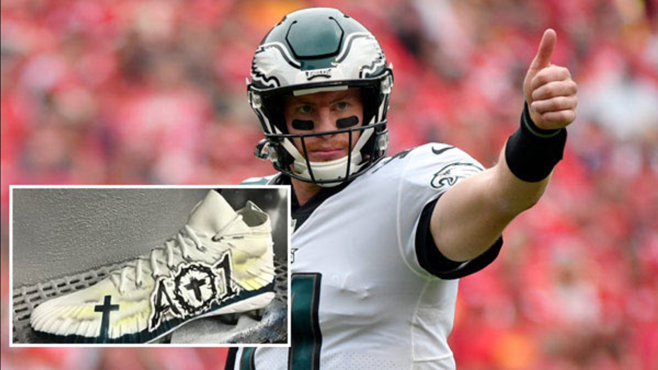 Donate To Carson Wentz S Ao1 Foundation Get Chance To Win His
