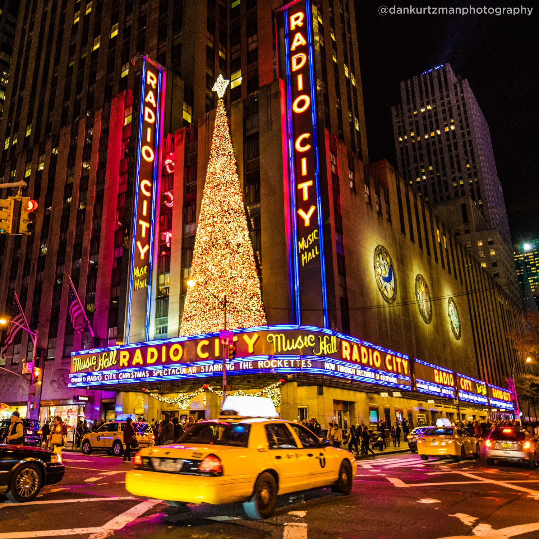 <div class='meta'><div class='origin-logo' data-origin='none'></div><span class='caption-text' data-credit='Dan Kurtzman (@dankurtzmanphotography)'>Radio City Music Hall during the holiday season</span></div>