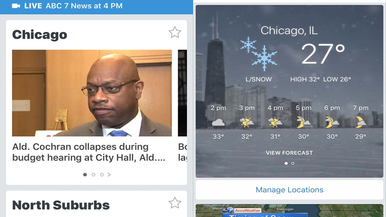 Check out our ABC7 Chicago news app! | abc7chicago com