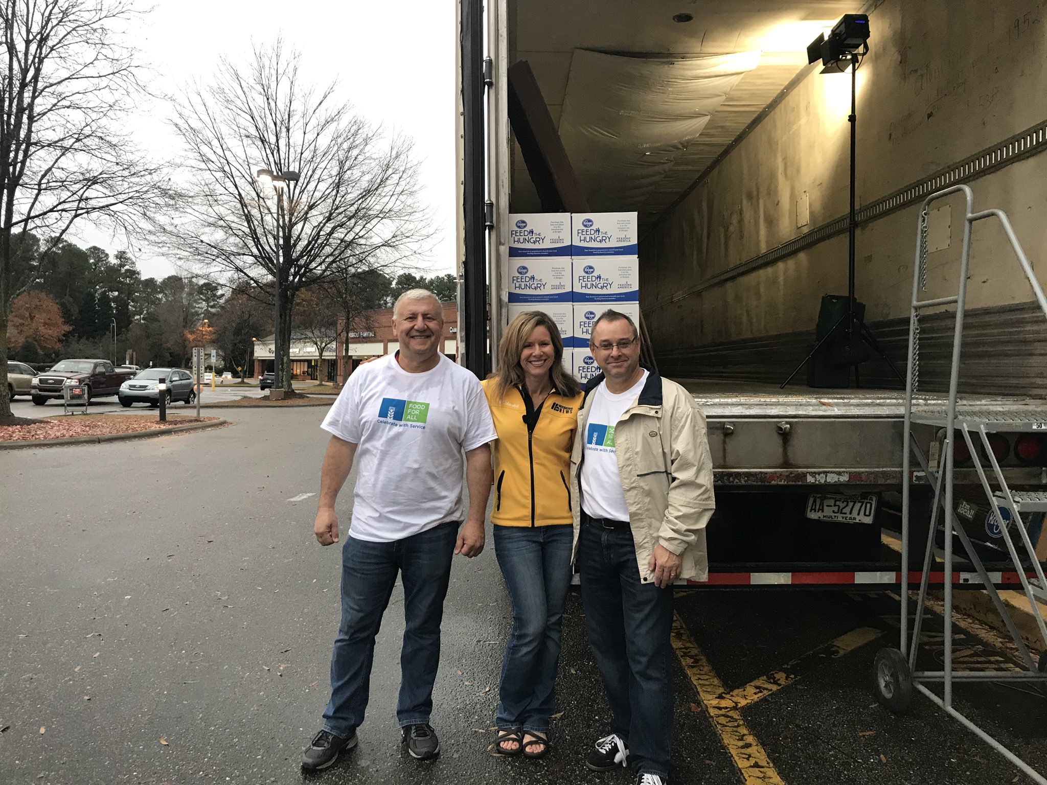 <div class='meta'><div class='origin-logo' data-origin='none'></div><span class='caption-text' data-credit=''>Thanks to these Net App volunteers ready to take your donations for the ABC11 Together Food Drive at the Kroger in Cary at Maynard and High House</span></div>