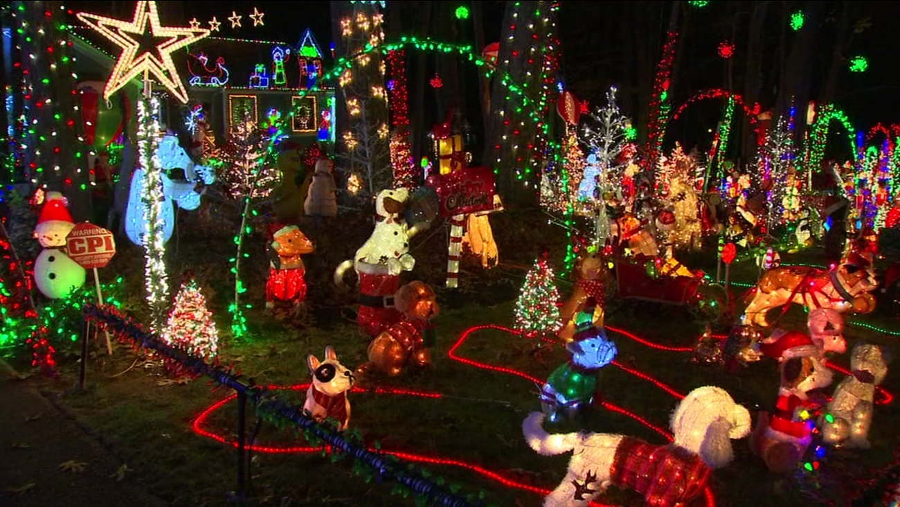 Where to see Christmas lights in Wake County | abc11.com