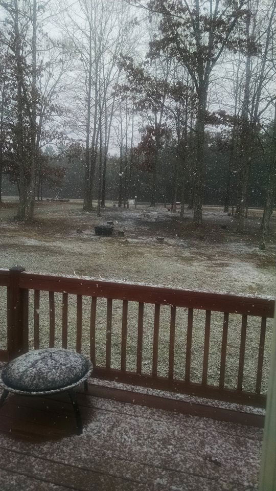 <div class='meta'><div class='origin-logo' data-origin='none'></div><span class='caption-text' data-credit=''>Snow in Roxboro, North Carolina from ABC11 eyewitness viewers</span></div>