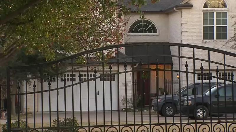 Chris Bosh home raided