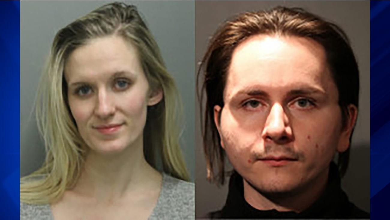 Minnesota couple charged with making up Lower Wacker Drive robbery