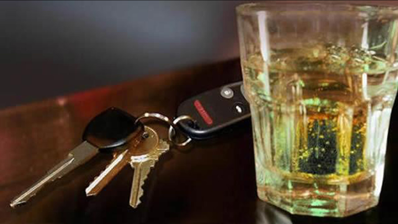 DWI car keys drink generic