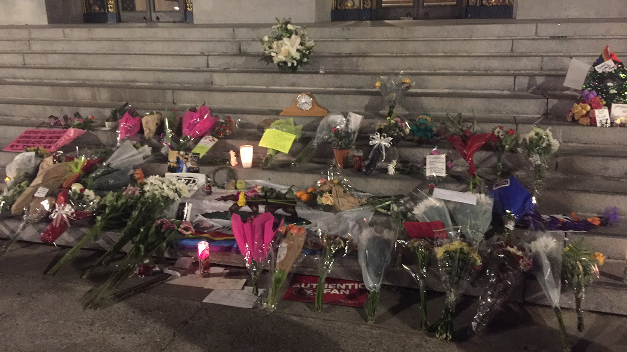 Memorials Continue To Grow For San Francisco Mayor Ed Lee Abc7news