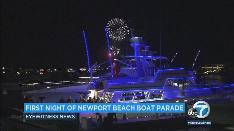 Christmas Boat Parade Newport Beach.Newport Beach Christmas Boat Parade Expected To Draw Thousands