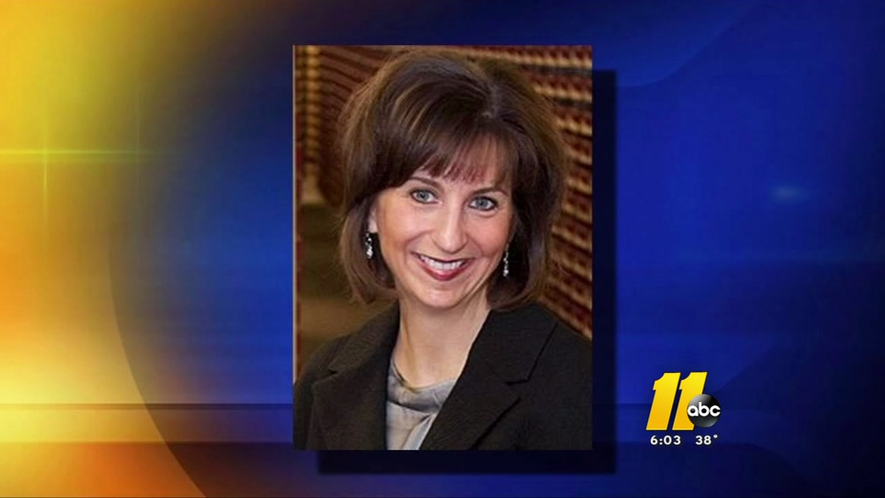 Former Wake County Register of Deeds turns herself in for embezzlement