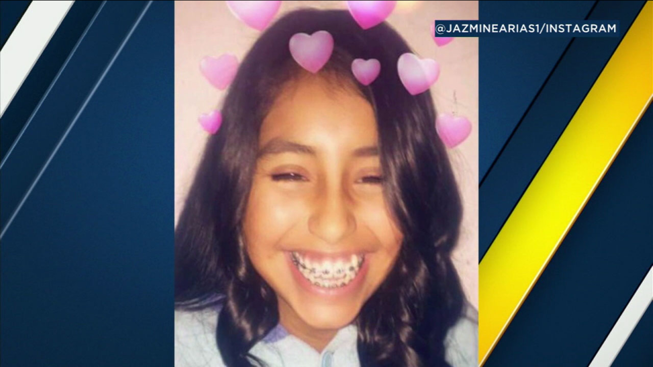 Rosalie Avila, 13, is shown in an undated social media photo.