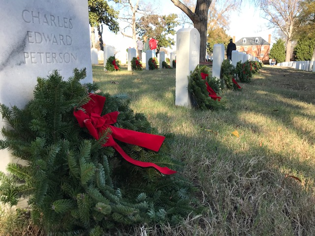 <div class='meta'><div class='origin-logo' data-origin='none'></div><span class='caption-text' data-credit='WTVD: Shawn Replogle'>Lay a Wreath Day</span></div>