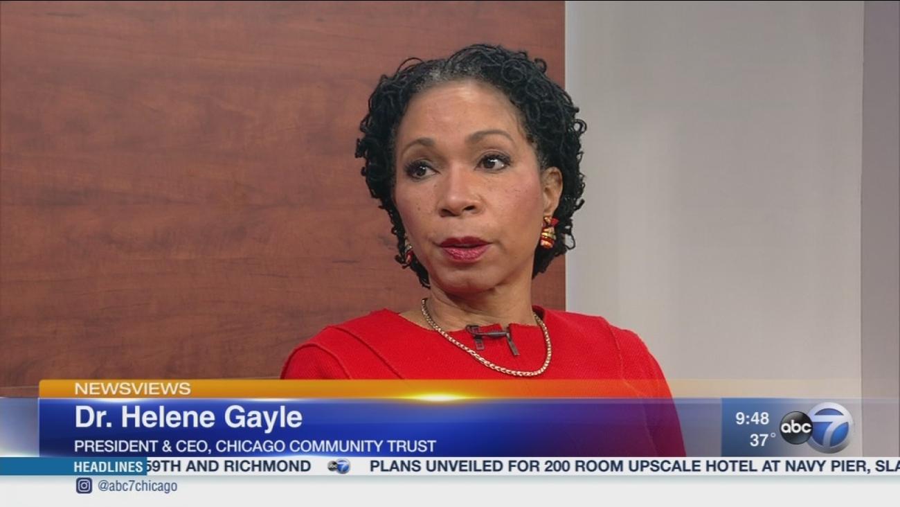 Newsviews Part 1: Chicago Community Trust