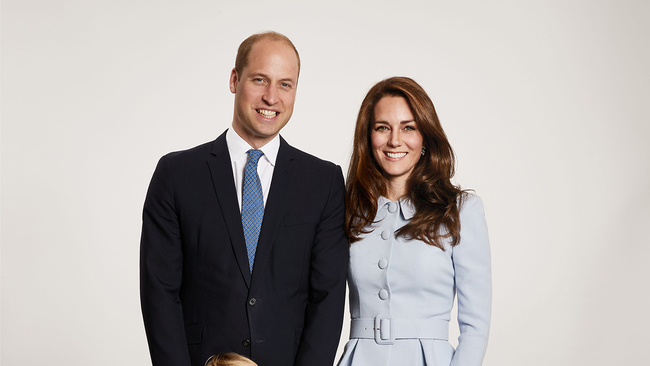Will Kate And Kids Release Family Christmas Card