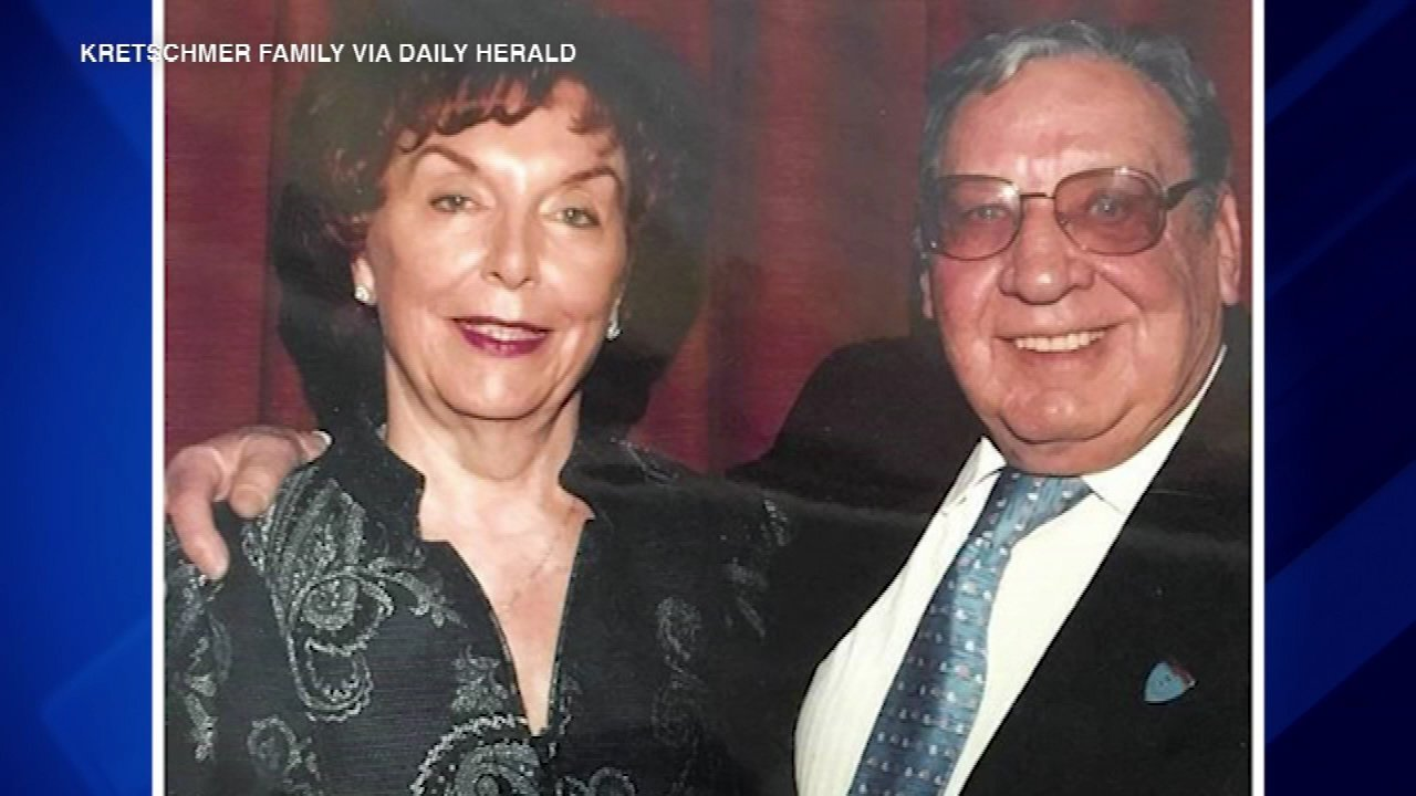 Married 71 years, Medinah couple dies within minutes of each other
