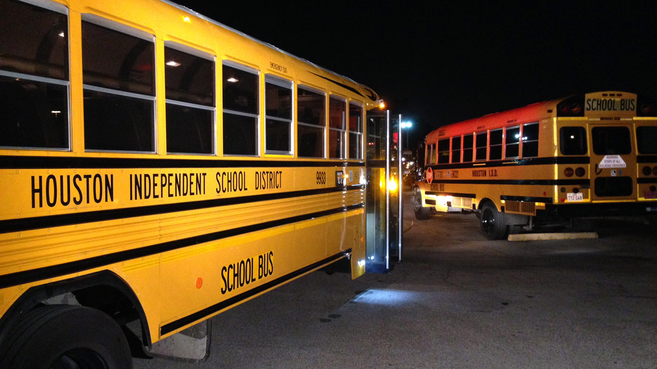 Hisd S New Updates On Bus Routes And Bus Safety Abc13 Houston