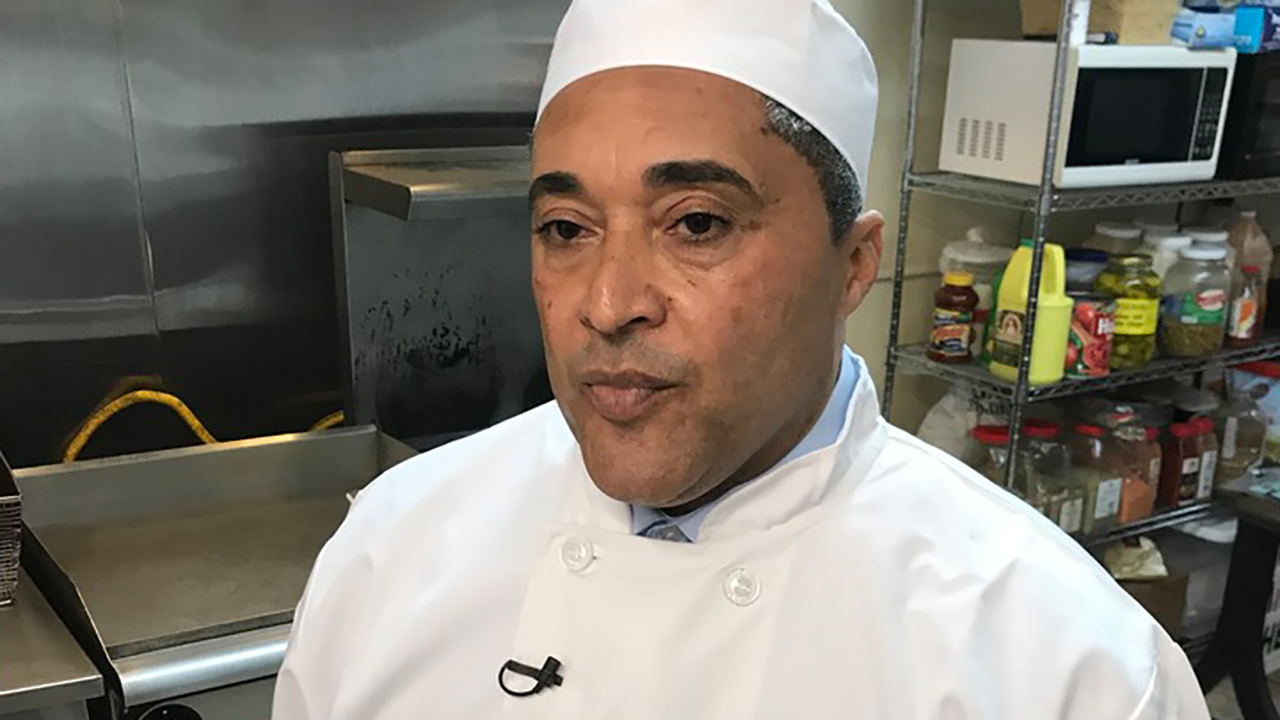 Man who became chef while in prison opens own restaurant in New ...