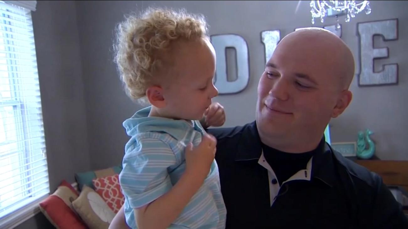 Boy received life-saving bone marrow donation from deputy