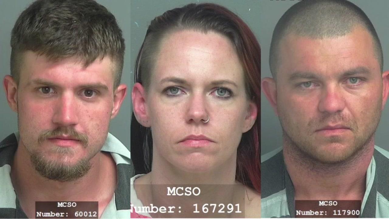 Deputies: 45 grams of crystal meth found stuffed under ...