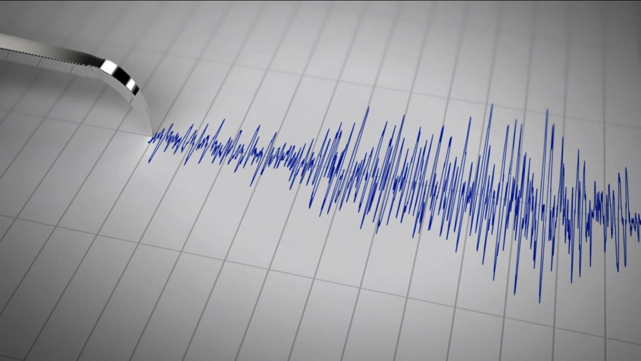 Bay Area Earthquake tracker
