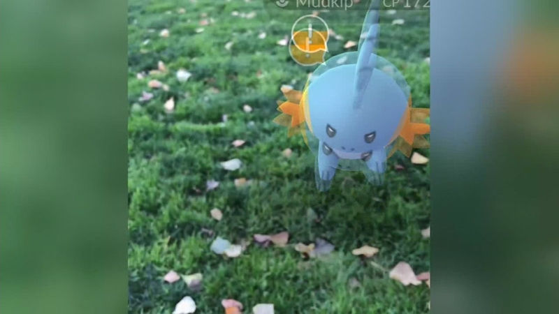 Pokemon Go update uses new Apple augmented reality tech