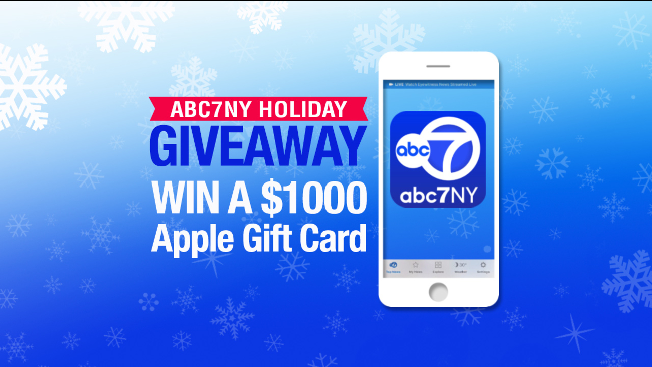 apple gift card giveaway
