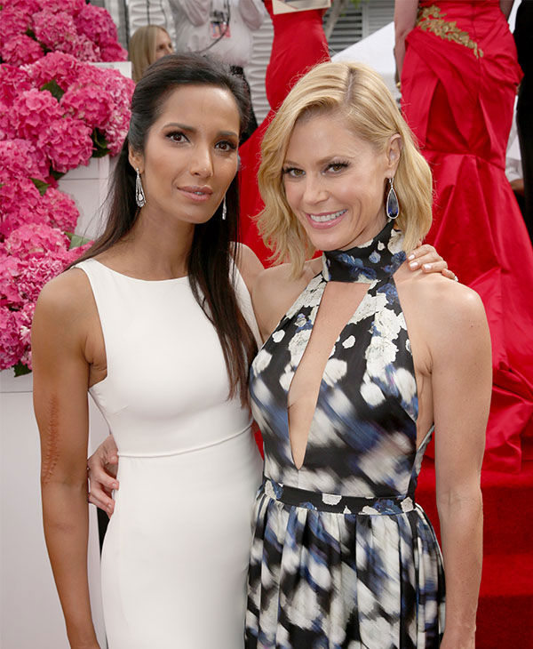 "<div class=""meta image-caption""><div class=""origin-logo origin-image ""><span></span></div><span class=""caption-text"">Padma Lakshmi and Julie Bowen (Matt Sayles/Invision for the Television Academy/AP Images)</span></div>"