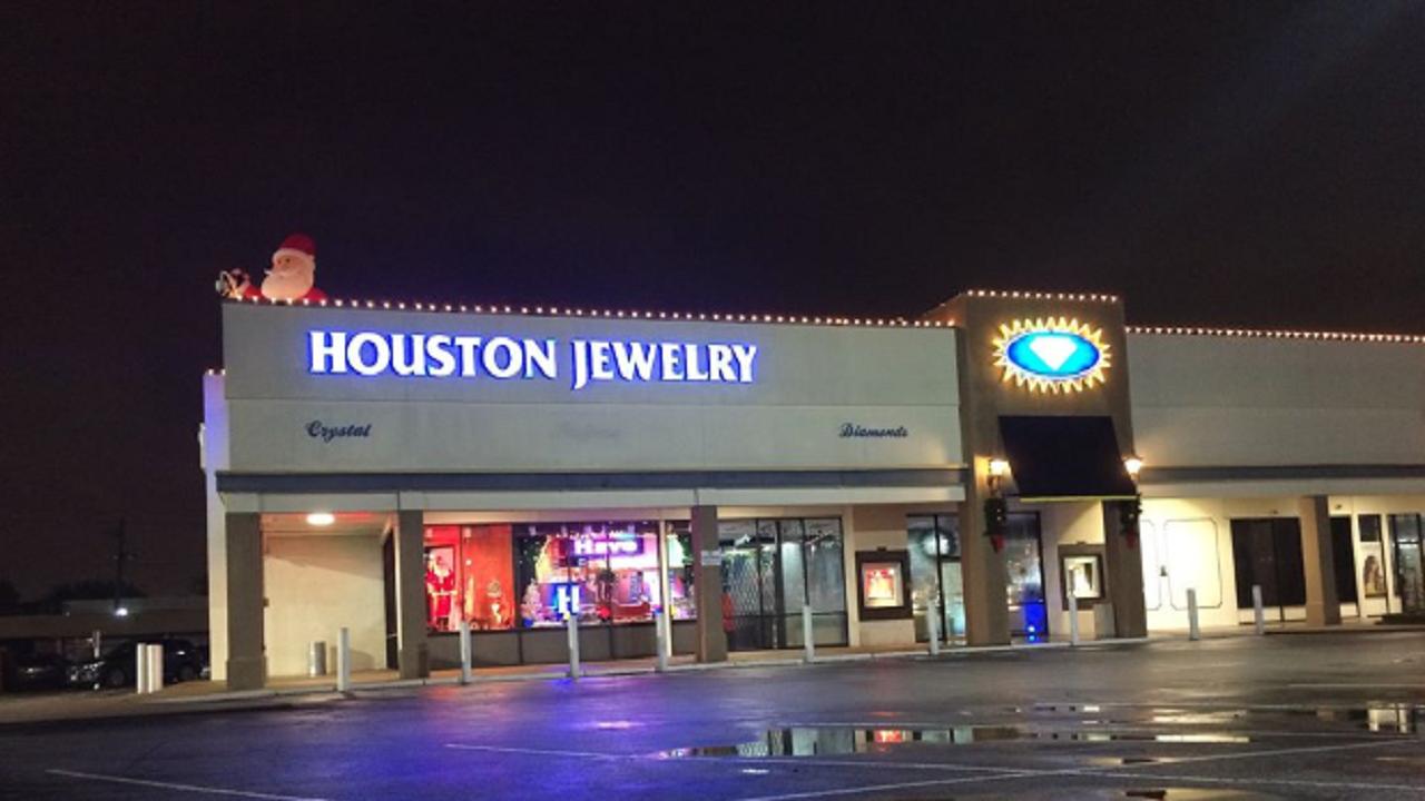Jewelry Store Robbery In Houston Tx - Jewelry Star
