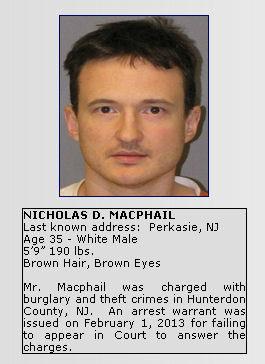 Most wanted photos from the Hunterdon County Prosecutor   abc7ny com
