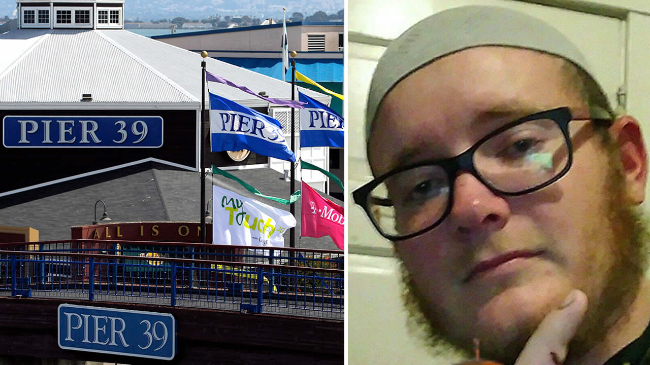 The FBI on Dec. 22, 2017 announced that Everitt Aaron Jameson, a Modesto, Calif. resident, has been charged with planning a Christmas terror attack at San Francisco's Pier 39.