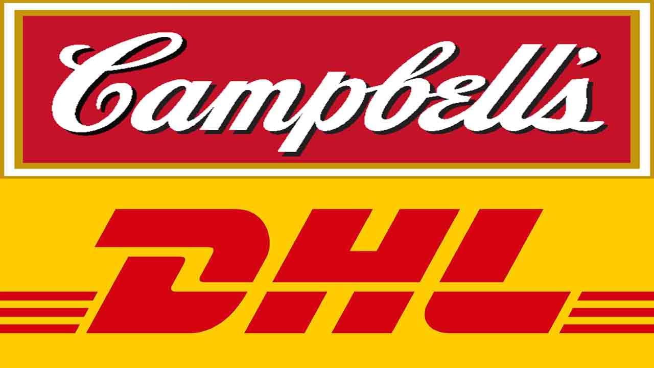 Campbell's and DHL are teaming up to bring140 full-time jobs to Fayetteville