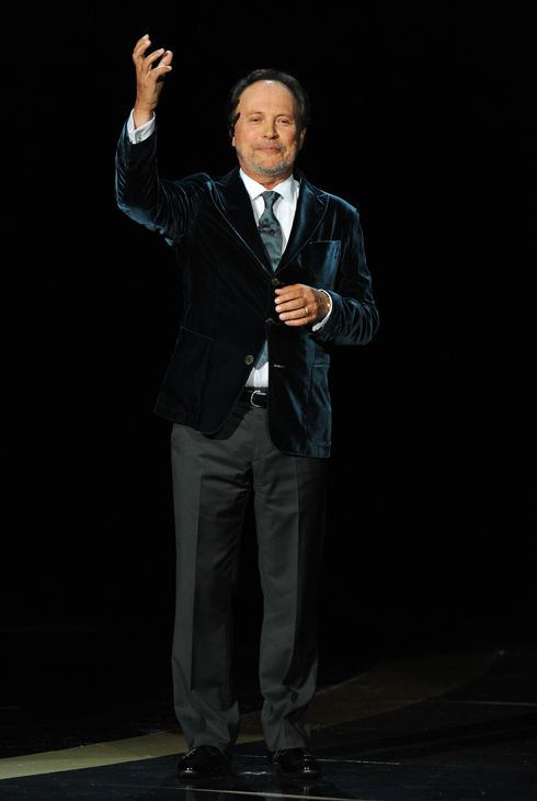 "<div class=""meta image-caption""><div class=""origin-logo origin-image ""><span></span></div><span class=""caption-text"">Robin Williams was on everyone's mind, with a tribute led by Billy Crystal and plenty of memories shared by attendees. (Photo/Vince Bucci)</span></div>"