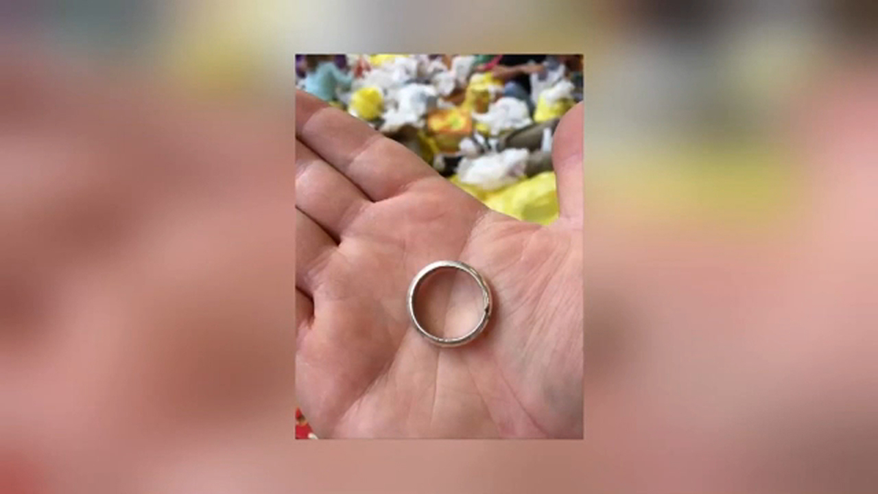 Wedding ring found among donations for the homeless in Nyack ...