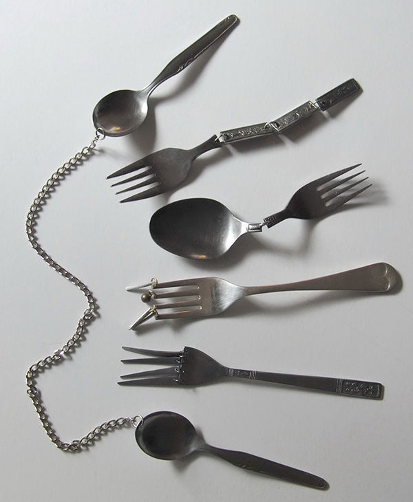 """<div class=""""meta image-caption""""><div class=""""origin-logo origin-image """"><span></span></div><span class=""""caption-text"""">The Uncomfortable is a collection of deliberately inconvenient everyday objects, designed by Athens-based architect Katerina Kamprani. (Katerina Kamprani)</span></div>"""
