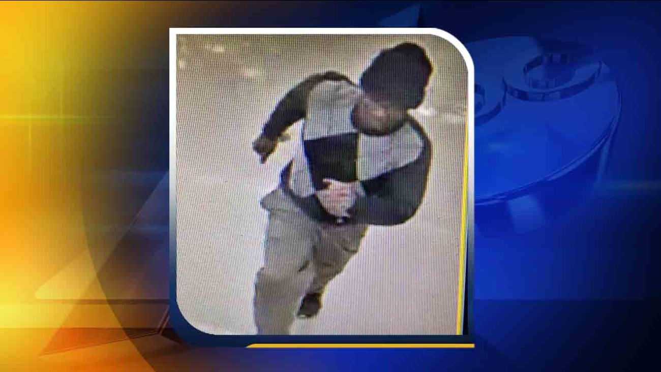 Police are searching for this man who they said robbed a Food Lion