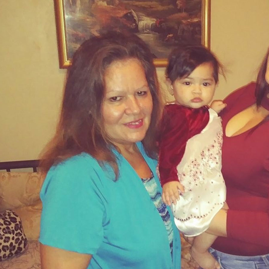 <div class='meta'><div class='origin-logo' data-origin='WABC'></div><span class='caption-text' data-credit=''>58-year-old Maria Baptise and her 8-month-old granddaughter Amora Serenity Vidal both died.</span></div>