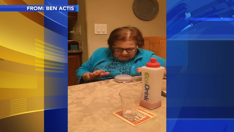 Italian grandmother goes viral while trying to talk with her new Google Home