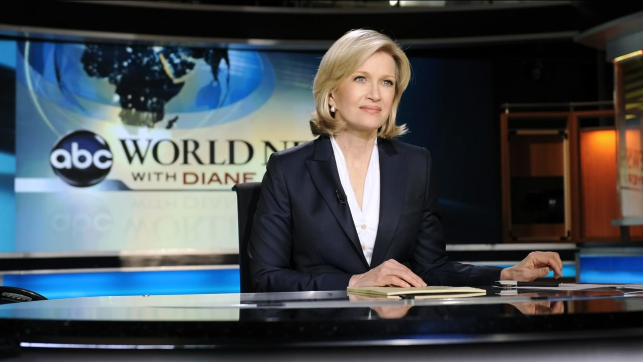 Diane Sawyer anchors her final night on ABC's World News