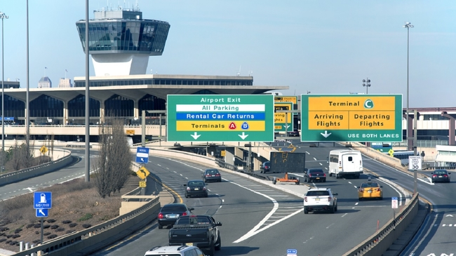 Infectious Disease Alert For Measles Reported Passengers At Newark Airport